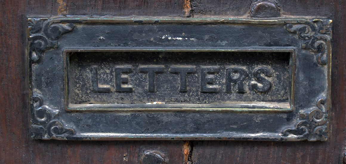 You've Got Mail! (The Old-Fashioned Kind)