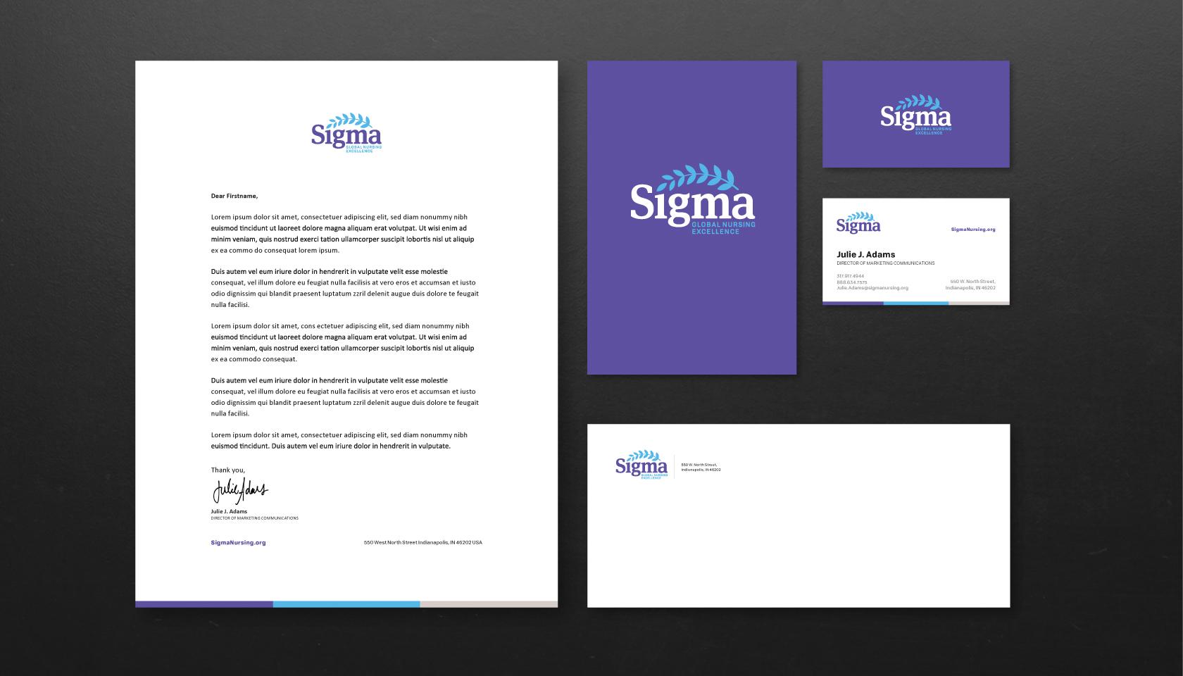Sigma brand samples