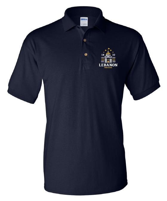 City of Lebanon Polo Shirt